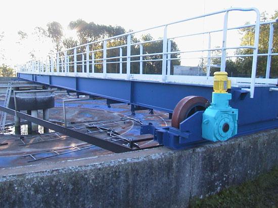 Rioolwaterzuivering Scheemda