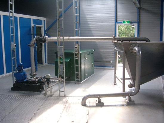 Rioolwaterzuivering Assen
