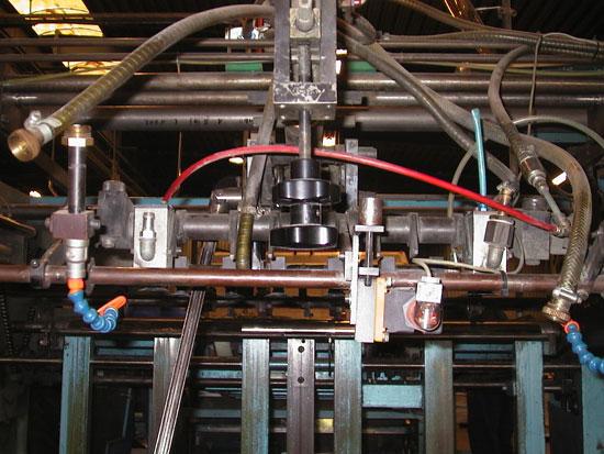 Revisie onderdelen bordjessnijmachine
